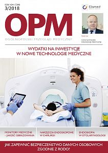 Ogólnopolski Przegląd Medyczny wydanie nr 3/2018