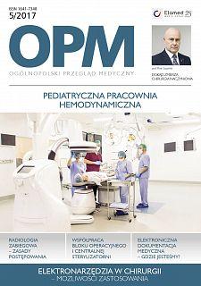 Ogólnopolski Przegląd Medyczny wydanie nr 5/2017