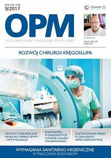 Ogólnopolski Przegląd Medyczny wydanie nr 9/2017