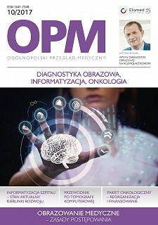 Ogólnopolski Przegląd Medyczny wydanie nr 10/2017