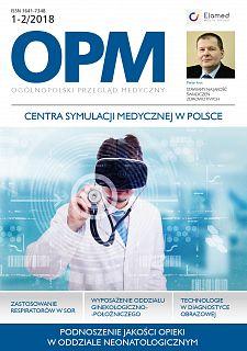 Ogólnopolski Przegląd Medyczny wydanie nr 1-2/2018
