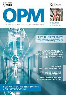 Ogólnopolski Przegląd Medyczny wydanie nr 5/2018