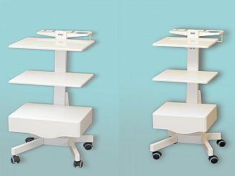 Stoliki pod aparaturę medyczną serii: SPA - 3, SPA
