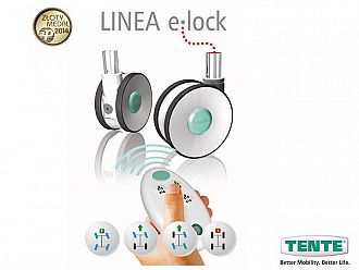LINEA e-lock-zestaw kołowy sterowany elektronicznie