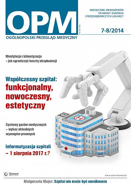 Ogólnopolski Przegląd Medyczny wydanie nr 7/2014