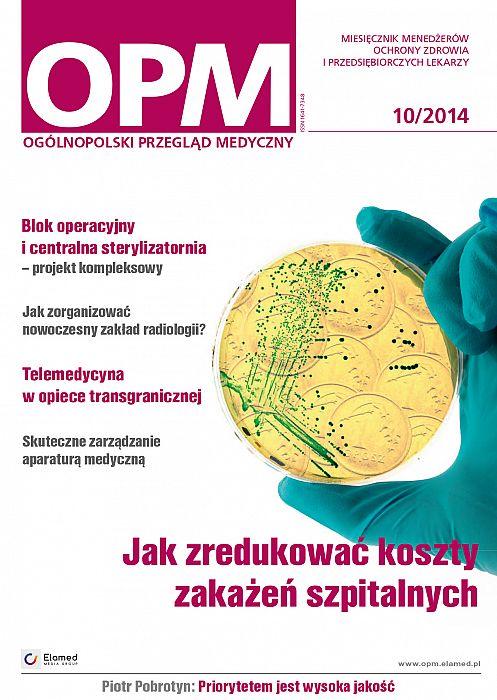 Ogólnopolski Przegląd Medyczny wydanie nr 10/2014