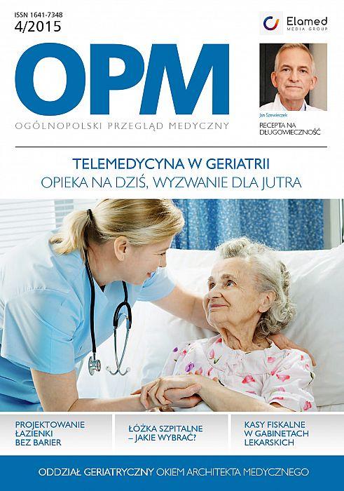 Ogólnopolski Przegląd Medyczny wydanie nr 4/2015