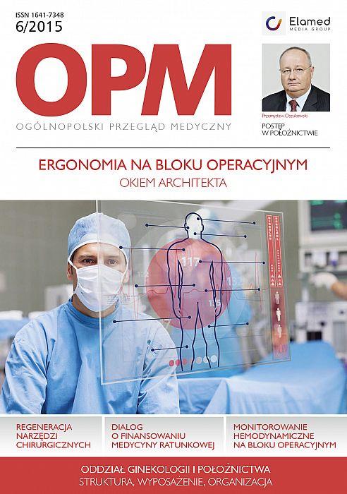 Ogólnopolski Przegląd Medyczny wydanie nr 6/2015