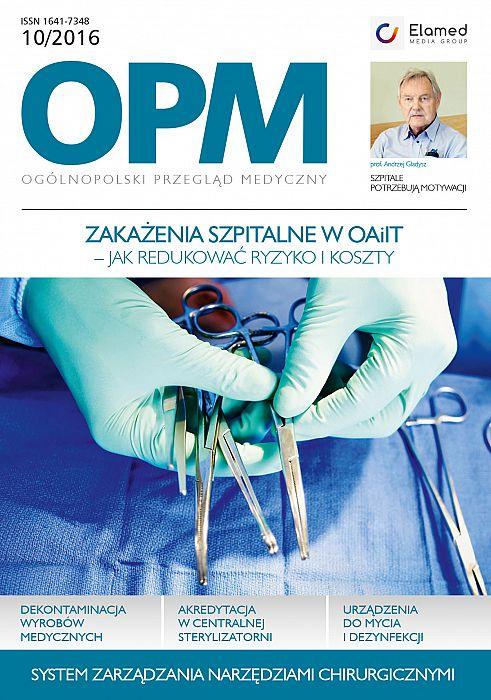 Ogólnopolski Przegląd Medyczny wydanie nr 10/2016