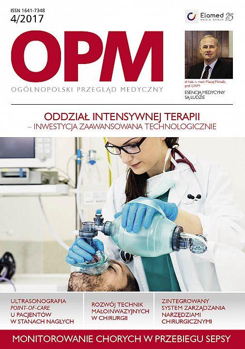 Ogólnopolski Przegląd Medyczny wydanie nr 4/2017