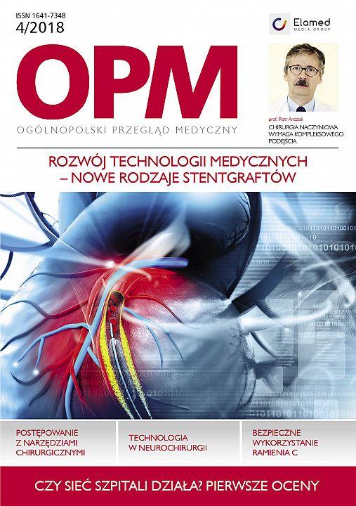 Ogólnopolski Przegląd Medyczny wydanie nr 4/2018