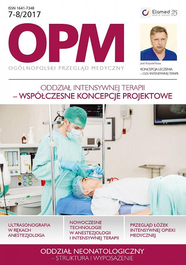 Ogólnopolski Przegląd Medyczny wydanie nr 7-8/2017