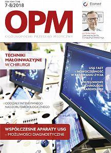 Ogólnopolski Przegląd Medyczny wydanie nr 7-8/2018