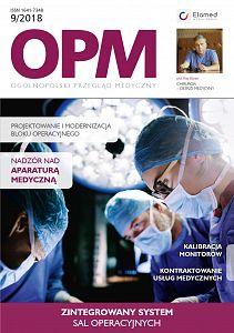 Ogólnopolski Przegląd Medyczny wydanie nr 9/2018