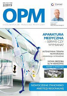 Ogólnopolski Przegląd Medyczny wydanie nr 2/2019