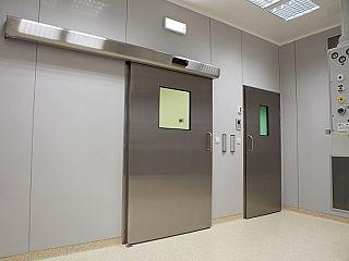 Drzwi medyczne