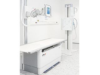 Aparat RTG DR 400