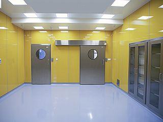 Szklane panele medyczne