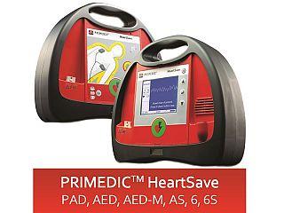 Defibrylatory AED PRIMEDIC™ HeartSave PAD, AEDAED-M
