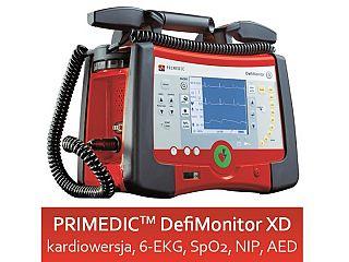 Defibrylatory PRIMEDIC™ DefiMonitor XD xe