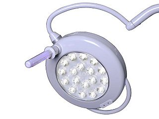 Lampa zabiegowa Solis 60