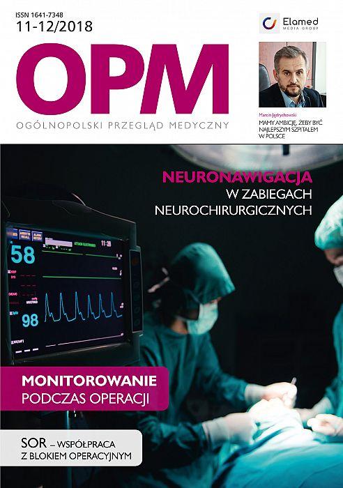 Ogólnopolski Przegląd Medyczny wydanie nr 11-12/2018