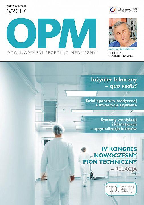 Ogólnopolski Przegląd Medyczny wydanie nr 6/2017