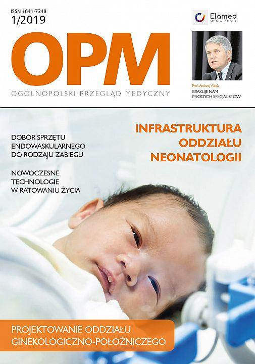 Ogólnopolski Przegląd Medyczny wydanie nr 1/2019